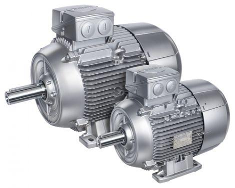 Siemens SIMOTICS GP MOTOR TYPE: 1AV3083A LOW-VOLTAGE MOTOR, IEC SQUIRREL-CAGE (1LE10030DA322FB4)