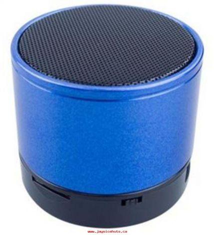 Mini Portable Bluetooth Wireless Speaker For Mobile Phone Blue S10 (22033)