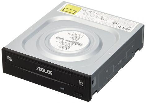 Asus DVD-RW DRW-24D5MT Internal DVD Super Multi DL 4-24x Black