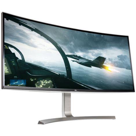 LG 38UC99-W, 96,5 cm (38'') Freesync, IPS - DP, HDMI