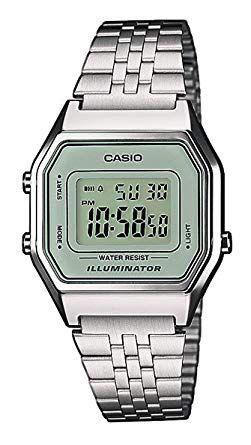 Casio Collection Women's Retro Watch LA680WEA