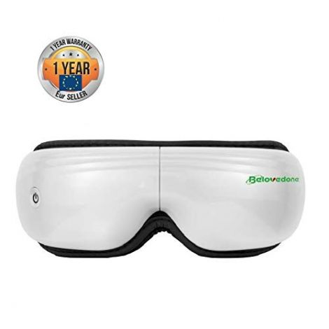 Eye Relax Mask Air Pressure Vibrating with Heat