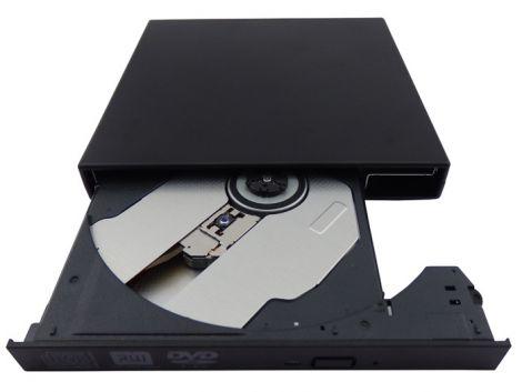 Εξωτερικό DVD Εγγραφής DVD-R/RW CD-R/RW USB 2.0 (D534C)