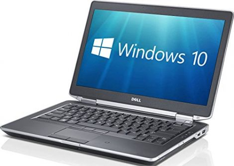 Dell Latitude 14-Inch Notebook Intel Core i5-3340M 8 GB RAM 128 GB SDD Windows 10 (E6430)