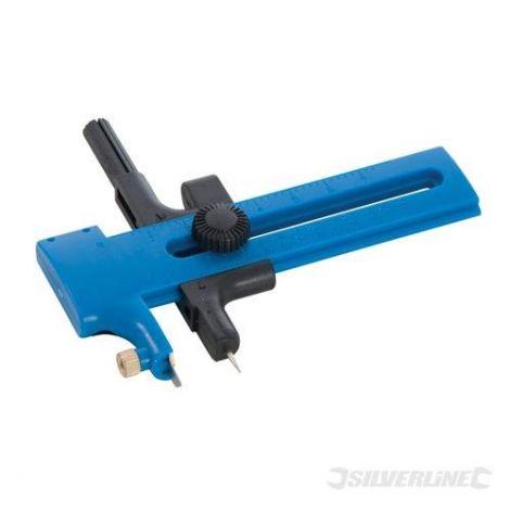 Silverline Compass Cutter 10-150 mm (782341)