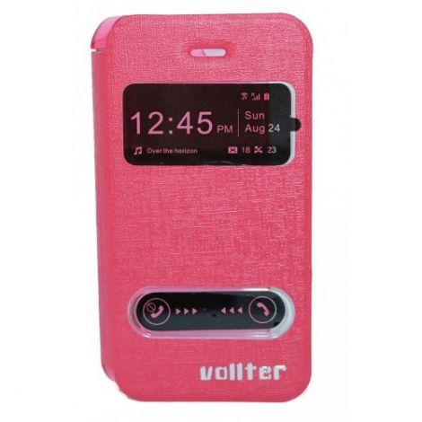 Vollter Θήκη για Iphone 5 & 5s Ροζ (50502)