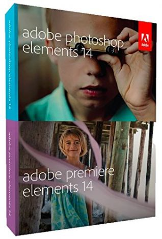 Adobe Photoshop Elements 14  Premiere Elements 14 (PC/Mac)