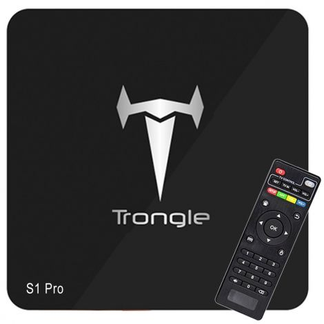 Kodi Amlogic S1Pro Android TV Box 16.1 4K 10-bit 60fps H.265 Video Decoder XBMC (S1pro)