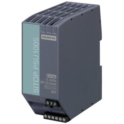 Siemens Sitop PSU100S Power Supply (6EP1333-2BA20)