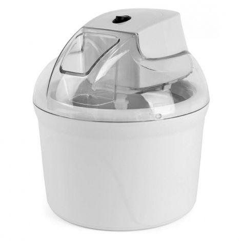 Lloytron Παγωτομηχανή Γιαουρτομηχανή1.5 L Λευκή (E3911WH)