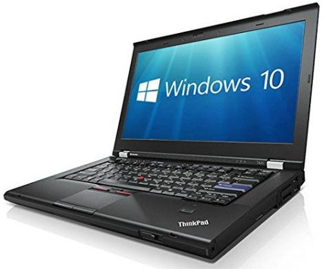 Lenovo Notebook ThinkPad 14 Inch Intel i5-2520M 4 GB RAM 320 GB HDD Black (T420)