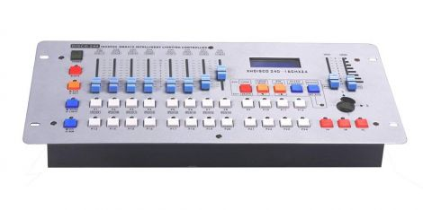 WecanLight Dmx Console,240CH Dmx512 Console, Controller Panel Use For Editing Program Of Stage Lighting Runing (WK-240)