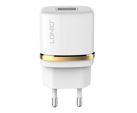 Ldnio DL-АC50  5V/ 1A  1 x USB Eπιτοίχιος Φορτιστής (14282)