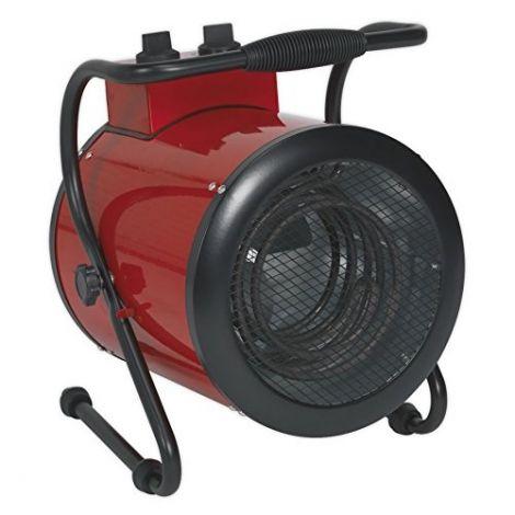 Sealey EH3001 Industrial Fan Heater 3kW 2 Heat Settings