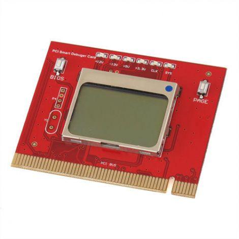 LCD PCI PC Tester Aναλυτής Καρτών(17461)