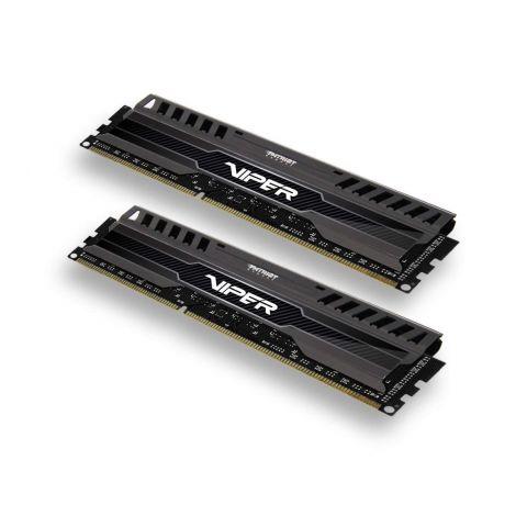 Patriot Viper 3 Black Mamba 8GB (2 x 4GB) DDR3 Dual Kit (PV38G160C9K)