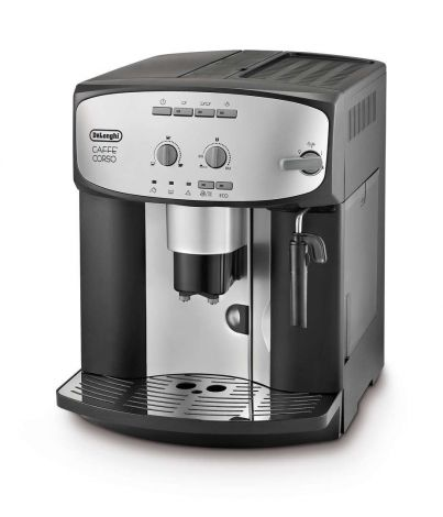 De'Longhi Caffe Bean to Cup ESAM2800.SB Silver and Black