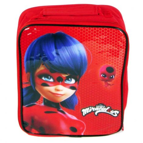 Miraculous Ladybug 1225VHV-6668 Insulated Cooler Lunch Bag