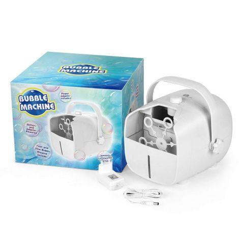 Portable Bubble Machine – Automatic Soap Bubbles