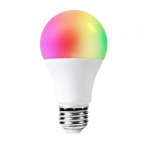 WiFi Smart RGBW Bulb E27 (works with Google Home, Alexa and IFTTT)