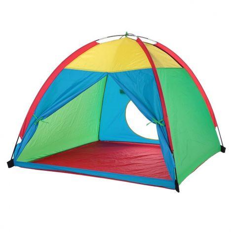 TOMSHOO Children Tent Portable Children Kids Play Tent Water-resistant Indoor Outdoor Garden Toy Tent