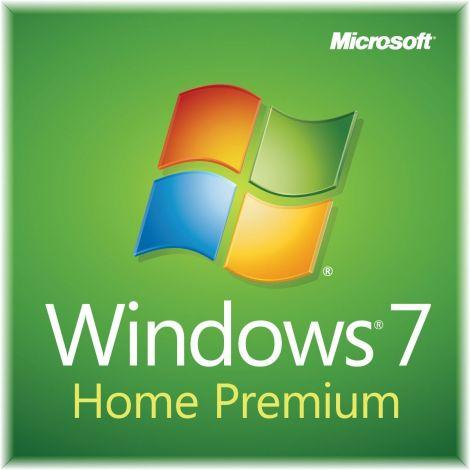 Microsoft Windows 7 Home Premium SP1 x64 English 1 Pack DSP OEI DVD LCP