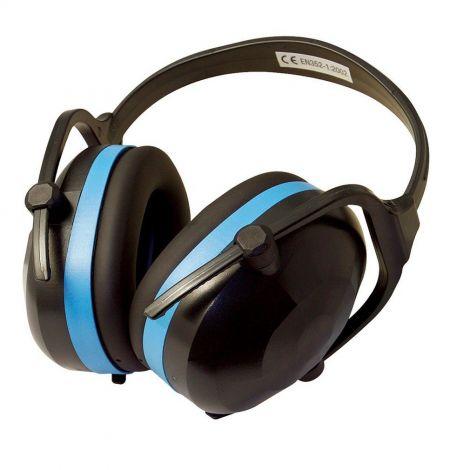 Silverline Folding Ear Defenders SNR 30 dB (633816)