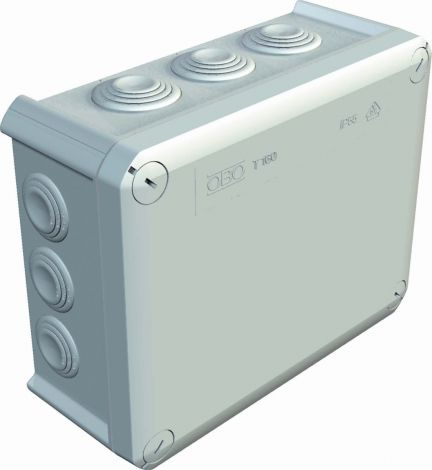BetterMan Cable Junction Box IP66 190X150X77 MM, 16 mm (T-160)