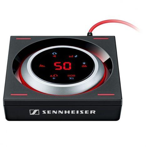 Sennheiser GSX 1200 Pro Professional Gaming Audio Amplifier Black/Red