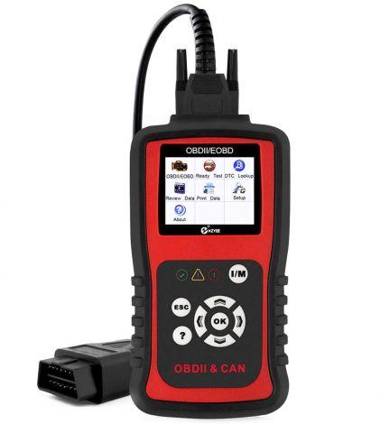 KZYEE OBD II Scanner Car Code Reader / Eraser (KC201)