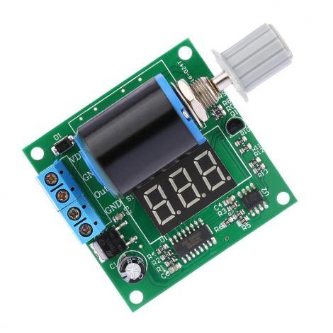 KKmoon Digital DC 12V 24V 4-20mA Current Signal Generator Module