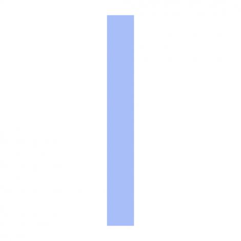 Thermal pad OEM 200x24x1.5mm Blue (63068)