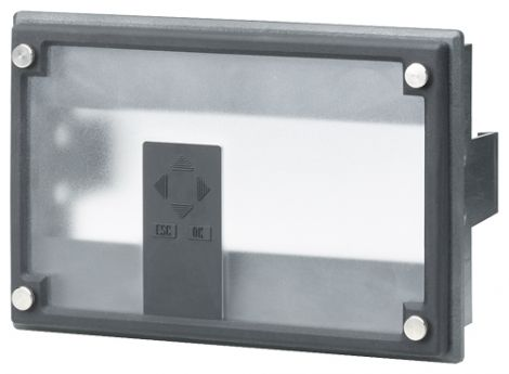 Siemens FRONT PANEL MOUNTING KIT 8PU WITH KEYS FOR LOGO! SIPLUS EXTREME (6AG10571AA000AA2)