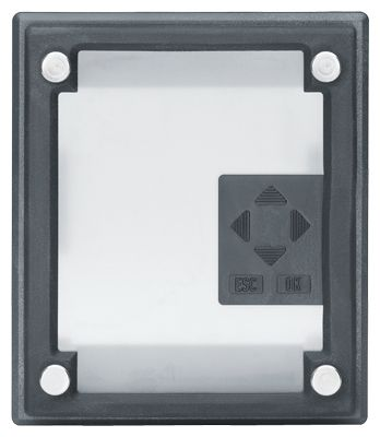 Siemens FRONT PANEL MOUNTING KIT 4PU WITH KEYS FOR LOGO! SIPLUS extreme (6AG10571AA000AA3)