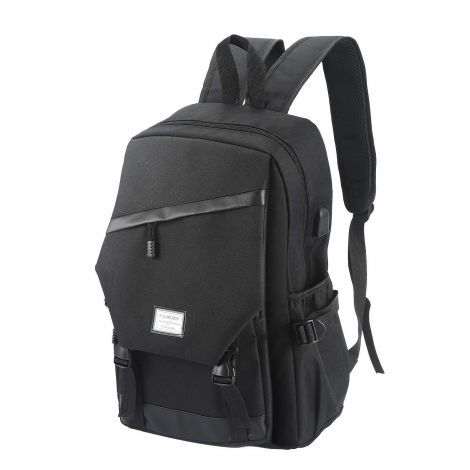 Laptop Backpack Business School Backpack with USB Charging Port