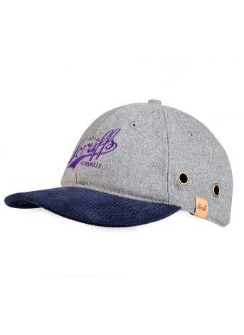 Καπέλο τύπου τζόκεϊ με κράνος προστασίας Bump Cap Γκρι