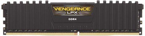Corsair CMK16GX4M2D3000C16 Vengeance LPX 16 GB (2 x 8 GB) DDR4 3000 MHz C16 XMP 2.0 High Performance Desktop Memory Kit