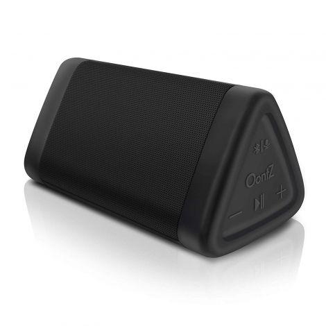 Cambridge SoundWorks OontZ, Angle 3, Portable Wireless Bluetooth Speaker (12.7cm x 7.1cm) For Home, Travel, Beach, Shower - (Black)