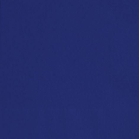 Χαρτοπετσέτες μπλε, συσκευασία των 20