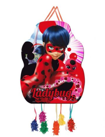 Πινιάτα Ladybug