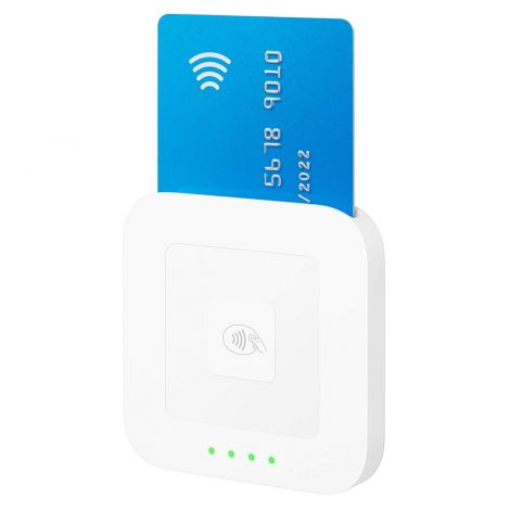 Square Card Reader - Accept Contactless and Chip and Pin, Apple Pay and Google Pay
