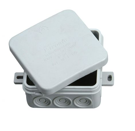 Kopp Surface-Mounted Junction Box for Wet Rooms / No Clamping Bar / IP 54 / Professional (340604504)