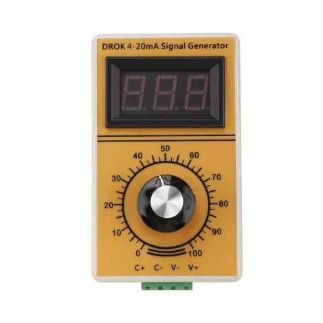Droking 4-20mA Signal Generator