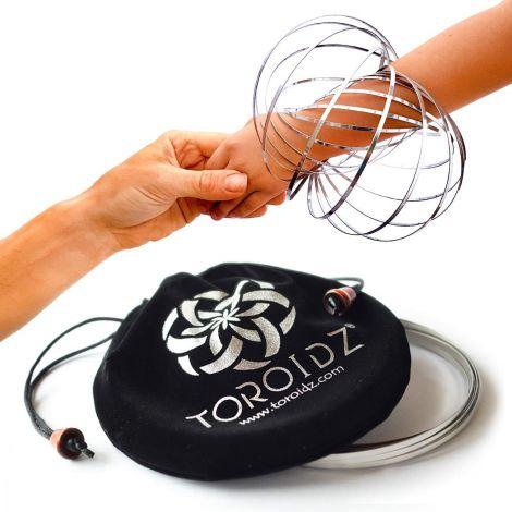 TOROIDZ Amazing Magic Flow Toy (5C-POCQ-C5Q5)