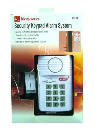 Kingavon Security Keypad Alarm System ( BB-DC103)