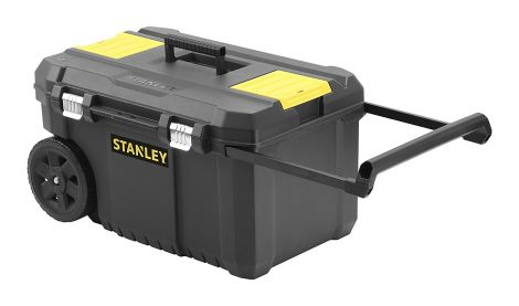 Stanley Essential Rolling Chest - Black  50L (STST1-80150)