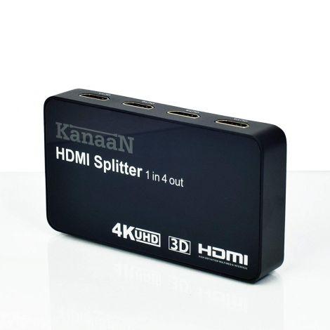 Kanaan 1x4 HDMI 4K Splitter (KN40647)
