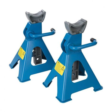 Silverline 3 Tonne Axle Stands - Set of 2 (763620)
