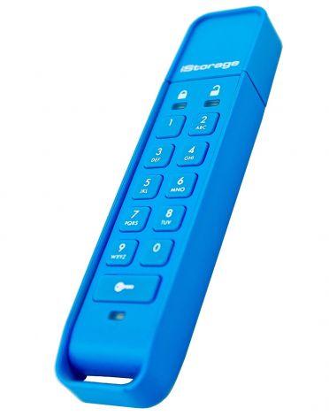 iStorage 8GB datAshur 256-Bit USB 2.0 Flash Drive