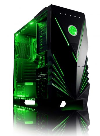 Vibox Vision 2 Gaming PC (VBX-PC-5018)